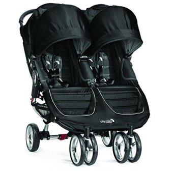 Baby Jogger 2016 City Mini Double Jogging Stroller