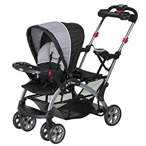 Baby Trend Sit and Stand Ultra Tandem Stroller – Phantom