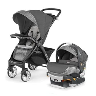 Chicco Bravo LE Trio Travel System