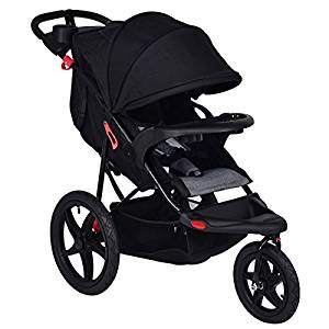 Costzon Baby Jogger Stroller with Cup Phone Holder