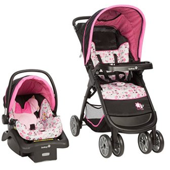Disney Baby Amble Quad Travel System