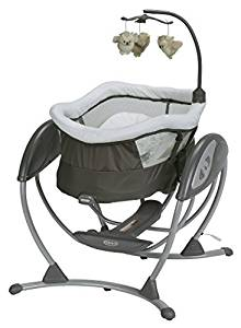 Graco Glider LX Gliding Swing, Affinia, One Size