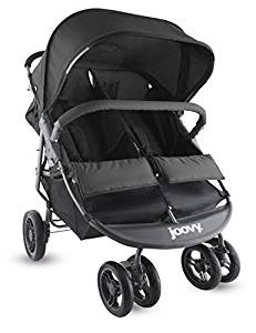 Joovy Scooter X2 Double Stroller, Black