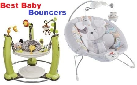 Top 15 Best Baby Bouncers in 2018