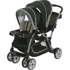 Top 15 Best Double Strollers in 2018