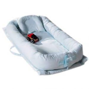 Baby Bassinet for Bed, V-mix Baby Co-Sleeping Cribs & Cradles Lounger