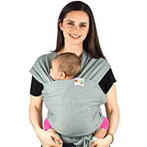 Baby Carrier Wrap Slings Birth Grey