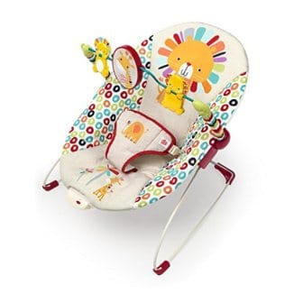 Bright Starts – Playful Pinwheels Bouncer