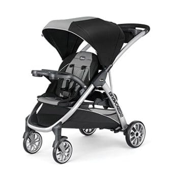 Chicco BravoFor2, Standing-Sitting Double Stroller