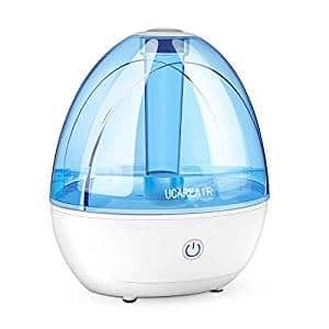 Cool Mist Humidifier – Super Quiet Humidifier for Baby Office