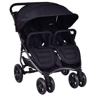 Costzon Ultra-Light Aluminum Twin Stroller