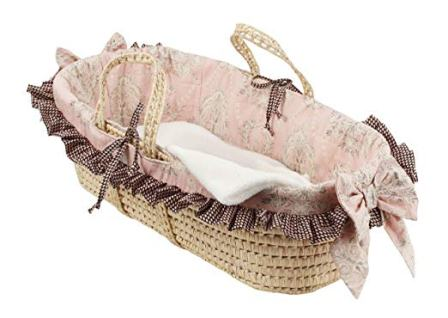 Cotton Tale Designs Moses Basket