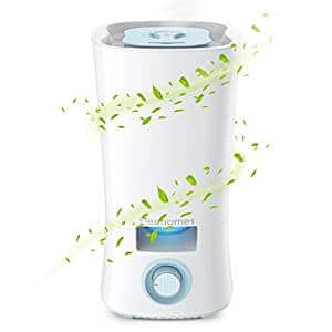 Elechomes Cool Mist Humidifier, 3.5L Ultrasonic Humidifiers for Bedroom Baby Room