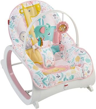 Fisher-Price – Infant-to-Toddler Rocker