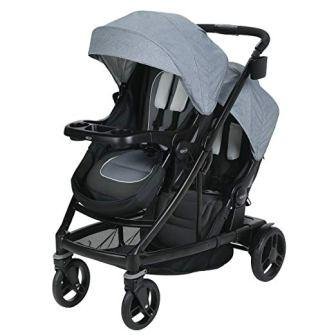 Graco Uno 2 Duo Double Stroller