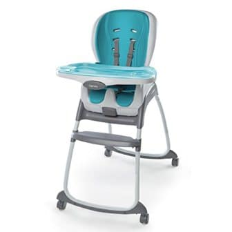 Ingenuity SmartClean Trio 3-in-1 High Chair