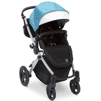 J is for Jeep Brand Sport Utility All Terrain Stroller