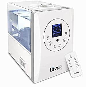 LEVOIT Humidifiers, 6L Warm and Cool Mist Ultrasonic Humidifier for Bedroom or Baby's Room