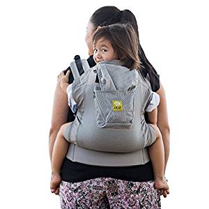 LILLEbaby 3 in 1 CarryOn Toddler Carrier – Air – Mist