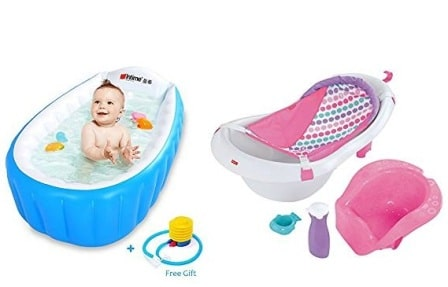 Top 15 Best Infant Bath Tubs in 2018