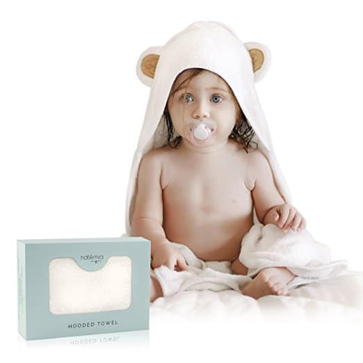 Natemia Extra Soft Rayon from Bamboo Hooded Towel