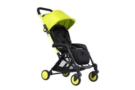 Pali Sei.9 Compact Travel Stroller Classic Vancouver