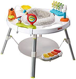 Skip Hop Explore and More Baby's View 3-Stage Activity Center, Multi, 4 Months