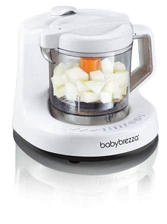 Top 10 Best Baby Food Steamers and Blenders in 2018
