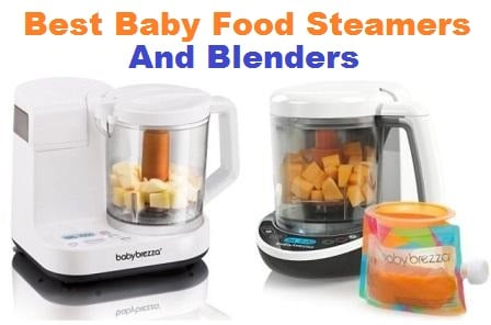 Top 10 Best Baby Food Steamers And Blenders In 2019