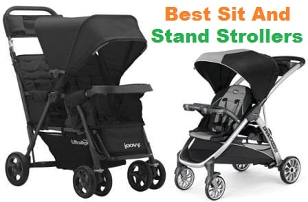 Top 10 Best Sit and Stand Strollers in 2018