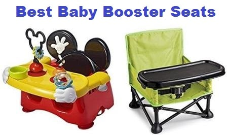Top 15 Best Baby Booster Seats in 2018