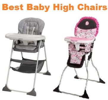 Top 15 Best Baby High Chairs in 2018