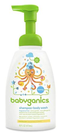 Top 15 Best Baby Shampoo and Body Wash in 2018