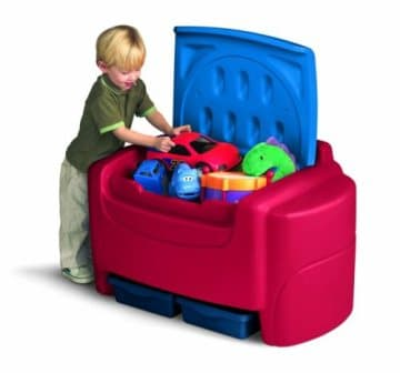 Top 15 Best Baby Toy Boxes and Chests in 2018