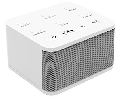 Top 15 Best Baby White Noise Machines in 2018