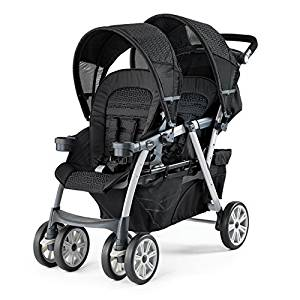 Top 15 Best Double Strollers for Travel in 2018