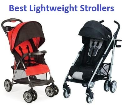 Top 15 Best Lightweight Strollers in 2018