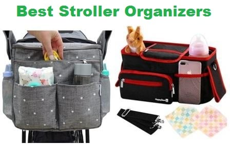 Top 15 Best Stroller Organizers in 2018