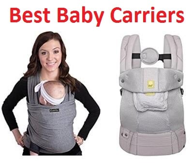 Top 20 Best Baby Carriers in 2018