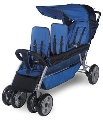 Top 6 Best Triple Strollers in 2018