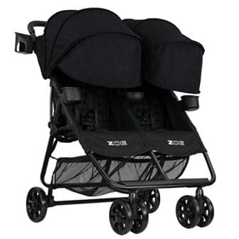 ZOE XL2 BEST v2 Double Umbrella Twin Stroller System