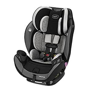 Evenflo Every Stage DLX All-in-One Car Seat