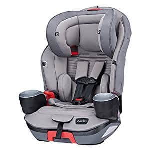 Evenflo Evolve Platinum 3-in-1 Combination Booster Seat