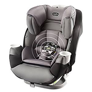 Evenflo SafeMax All-in-One Car Seat with SensorSafe