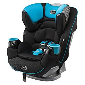 Evenflo SafeMax Platinum All-in-One Convertible Car Seat