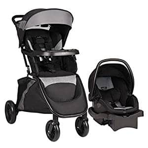 Evenflo SensorSafe Epic Travel System