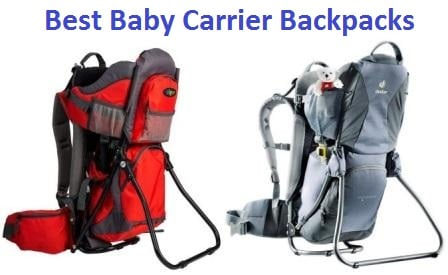 Top 15 Best Baby Carrier Backpacks in 2018