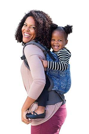 Five Position Baby Carrier