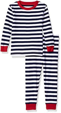 Amazon Essentials Toddler and Baby 2-Piece Pajama Set