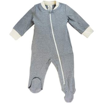Dordor & Gorgor Organic Zip Front Sleep 'N Play